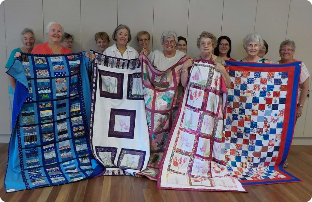 Quirky Quilters »